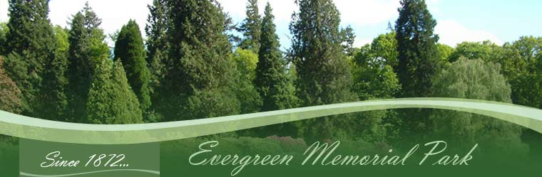 Evergreen Memorial Park Cemetery - Omaha Nebraska